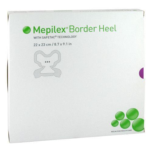 Mepilex Border Heel
