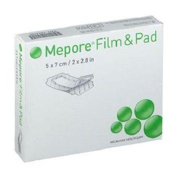 Mepore Film und Pad