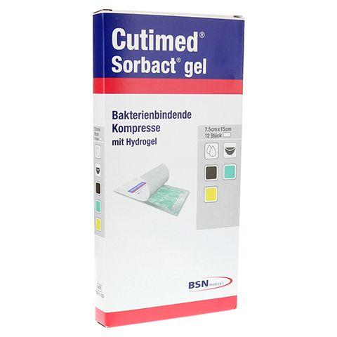 Cutimed® Sorbact® Gel