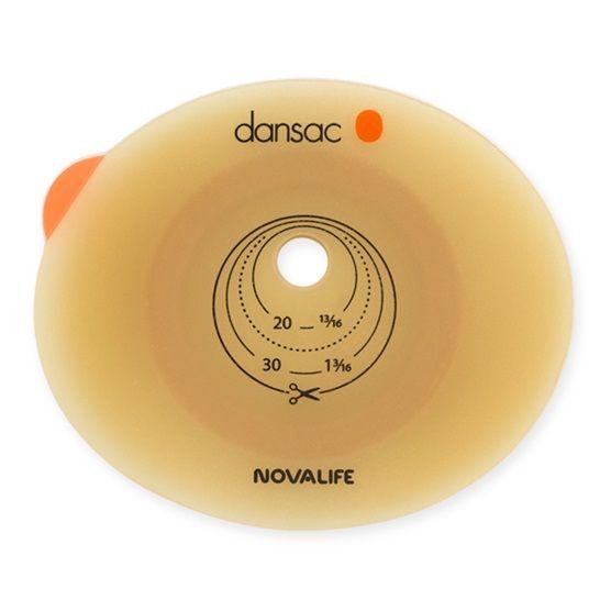 NovaLife 2 Basisplatte plan