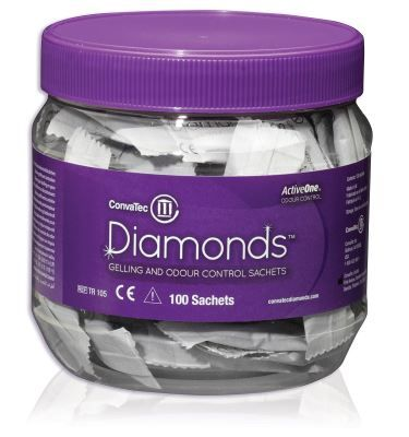 Diamonds Superabsorber
