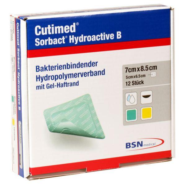 Cutimed® Sorbact® Hydroactive B