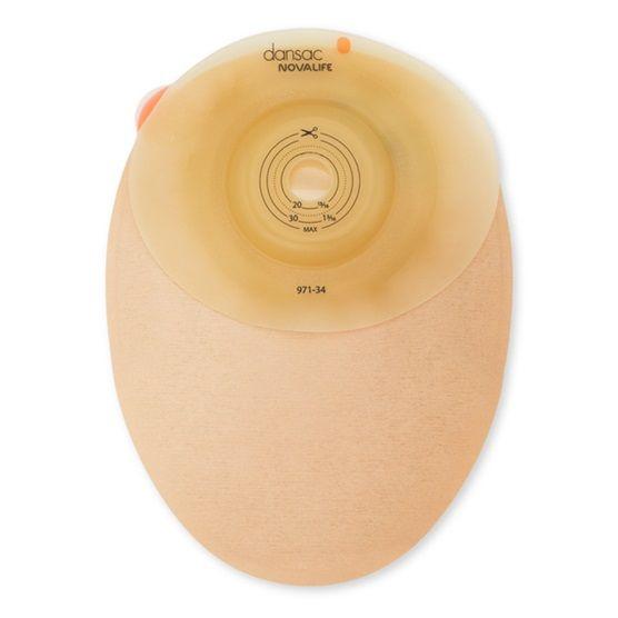 NovaLife 1 Stomabeutel soft konvex maxi